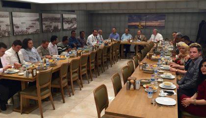 Elementy grzewcze BALÇIK ISK SODEX 2016 Przedstawicielstwa Środkowego Wschodu