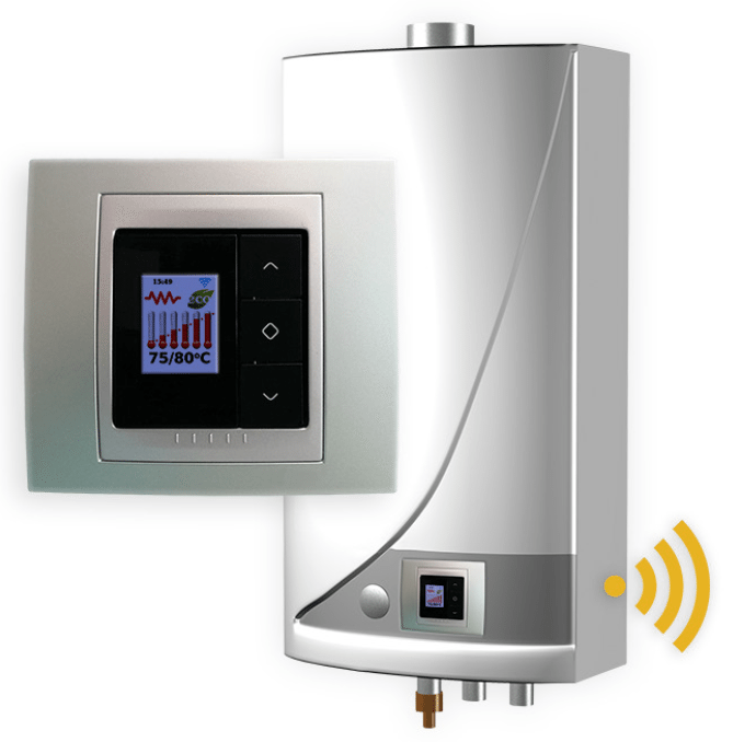 BALÇIK Hybrid Stem type Thermostat Electronic for Water Heaters